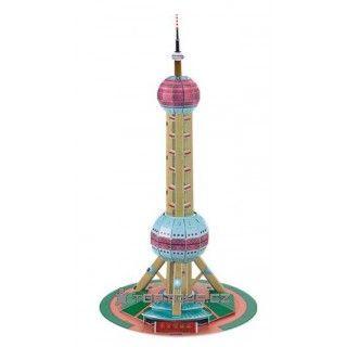 3D puzzle - veža perla orientu cena od 0,00 €