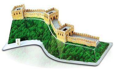 3D puzzle - Veľký čínsky múr cena od 0,00 €