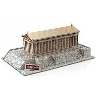 3D puzzle - Parthenon