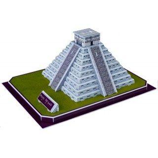 3D puzzle - Majská pyramída cena od 0,00 €