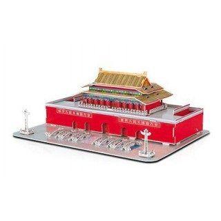 3D puzzle - Brána nebeského kľudu cena od 0,00 €