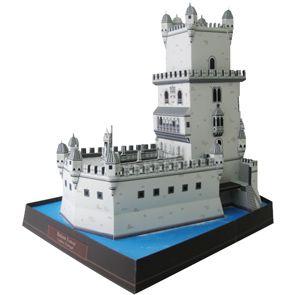 3D puzzle - Belémska veža cena od 0,00 €