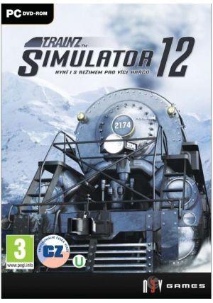 Auran Trainz Simulator 2012 pro PC cena od 0,00 €