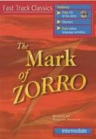Cengage Learning Services Fast Track Classics Intermediate - Mark of Zorro + CD (Francis, P.) cena od 0,00 €