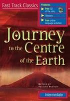 Cengage Learning Services Fast Track Classics Intermediate - Journey to the Centre of Earth + CD (Francis, P.) cena od 0,00 €