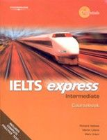 Cengage Learning Services IELTS Express Intermediate DVD (Hallows, R. - Lisboa, M.) cena od 0,00 €