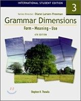 Cengage Learning Services Grammar Dimensions 3 (Freeman, L. - Frodesen, E.) cena od 0,00 €