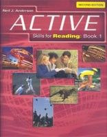 Cengage Learning Services Active Skills For Reading Book 1 2E-Text (Anderson, N.) cena od 0,00 €