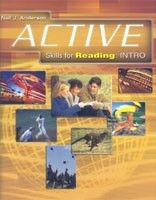 Cengage Learning Services Active Skills For Reading Intro 2E-Text (Anderson, N.) cena od 0,00 €