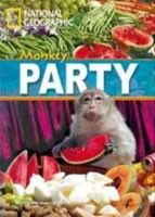 Cengage Learning Services FRL0800 Monkey Party + CD (Waring, R.) cena od 0,00 €