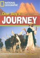 Cengage Learning Services FRL1300 One Boys Journey + CD (Waring, R.) cena od 0,00 €