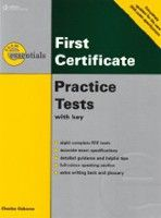Cengage Learning Services FCE Essential Practice Tests with Key + CD (Osborne, C.) cena od 0,00 €