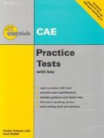 Cengage Learning Services CAE Essential Practice Tests with Key + CD cena od 0,00 €