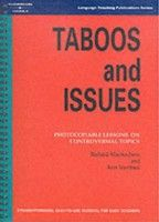 Cengage Learning Services Taboos and Issues: Photocopiable Lessons on Controversial Topics (MacAndrew, R. - Martinez, R.) cena od 0,00 €