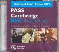 Cengage Learning Services Pass Cambridge BEC Preliminary CD /2/ (Wood, I. - Williams, A.) cena od 0,00 €