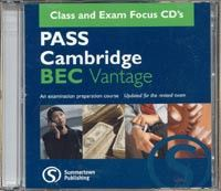 Cengage Learning Services Pass Cambridge BEC Vantage CD /2/ (Wood, I. - Sanderson, P. - Williams, A.) cena od 0,00 €