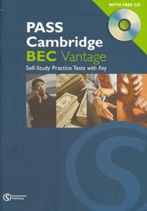 Cengage Learning Services Pass Cambridge BEC Vantage Tests + CD (Wood, I. - Sanderson, P. - Williams, A.) cena od 0,00 €