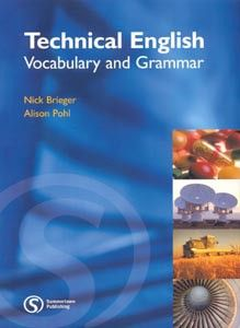 Cengage Learning Services Technical English: Vocabulary & Grammar (Pohl, A. - Brieger, N.) cena od 0,00 €