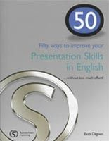 Cengage Learning Services 50 Ways to Improve your Presentation Skills in English (Taylor, K.) cena od 0,00 €