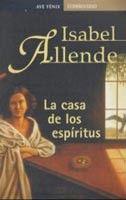Celesa La casa de los Espiritus (Allende, I.) cena od 0,00 €