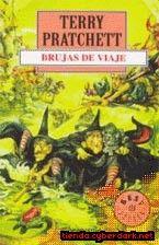Celesa Brujas De Viaje (Pratchett, T.) cena od 0,00 €
