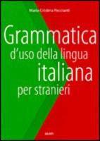 Giunti Editore Grammatica D´Uso Della L.I. Per Stranieri (Peccianti, M. C.) cena od 0,00 €