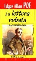 Giunti Editore La Lettera Rubata (Poe, E. A.) cena od 0,00 €