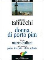 Giunti Editore Donna di Porto Pim (Tabucchi, A.) cena od 0,00 €