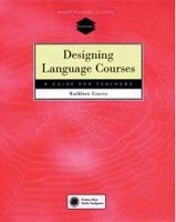 Cengage Learning Services Books For Teachers: Designing Language Course (Graves, K.) cena od 0,00 €