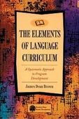 Cengage Learning Services Books For Teachers: Elements of Language Cirriculum (Brown, J. D.) cena od 0,00 €