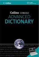 Cengage Learning Services Collins Cobuild Advanced Dictionary pb + on-line access cena od 0,00 €