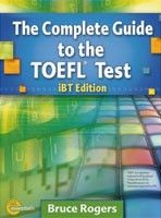 Cengage Learning Services Complete Guide to TOEFL Test SS Pack (Rogers, B.) cena od 0,00 €