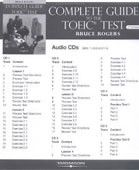 Cengage Learning Services Complete Guide to TOEIC Test CDs (Rogers, B.) cena od 0,00 €