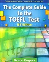 Cengage Learning Services Complete Guide to TOEFL Test SB + CD-ROM (Rogers, B.) cena od 0,00 €
