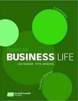 Cengage Learning Services English for Business Life Elementary TB (Badger, I. - Menzies, P.) cena od 0,00 €