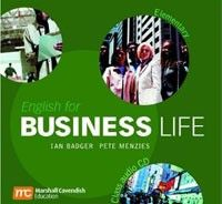 Cengage Learning Services English for Business Life Elementary CD (Badger, I. - Menzies, P.) cena od 0,00 €