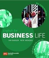 Cengage Learning Services English for Business Life Pre-Int SS + CD (Badger, I. - Menzies, P.) cena od 0,00 €