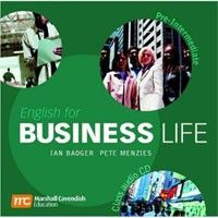 Cengage Learning Services English for Business Life Pre-Int CD (Badger, I. - Menzies, P.) cena od 0,00 €