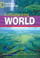 Cengage Learning Services Footprint Reading Library 1000 Disappearing World (Waring, R.) cena od 0,00 €