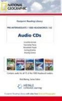 Cengage Learning Services Footprint Reading Library 1000 Audio CD (Waring, R.) cena od 0,00 €