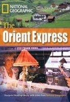 Cengage Learning Services Footprint Reading Library 3000 Orient Express (Waring, R.) cena od 0,00 €