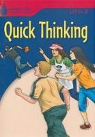 Cengage Learning Services Foundation Reading Library 3 Quick Thinking (Waring, R. - Jamall, M.) cena od 0,00 €