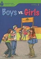 Cengage Learning Services Foundation Reading Library 5 Boys vs. Girls (Waring, R. - Jamall, M.) cena od 0,00 €