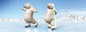ABC Develop s.r.o. Záložka Úžaska Bruslící medvídci cena od 0,00 €