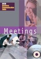 Cengage Learning Services Delta Business Communication Skills: Meetings (King, D.) cena od 0,00 €