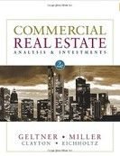 Cengage Learning Services Commercial Real Estate Analysis and Investments (with CD-ROM) (Miller, E. - Geltner, C.) cena od 0,00 €