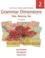 Cengage Learning Services Grammar Dimensions 2 Form, Meaning, Use (4th Edition) (Wisniewska, I. - Riggenbach, H. - Samuda, V.) cena od 0,00 €