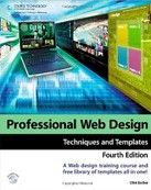 Cengage Learning Services Professional Web Design: Techniques and Templates (Eccher, C.) cena od 0,00 €