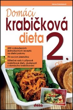 Nakladateľstvo DONA s.r.o. Domácí krabičková dieta 2. cena od 9,18 €
