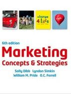 Cengage Learning Services Marketing, Concept and Strategies (Ferrell, O. C. - Dibb, S. - Simkin, L. - Pride, W. M.) cena od 0,00 €